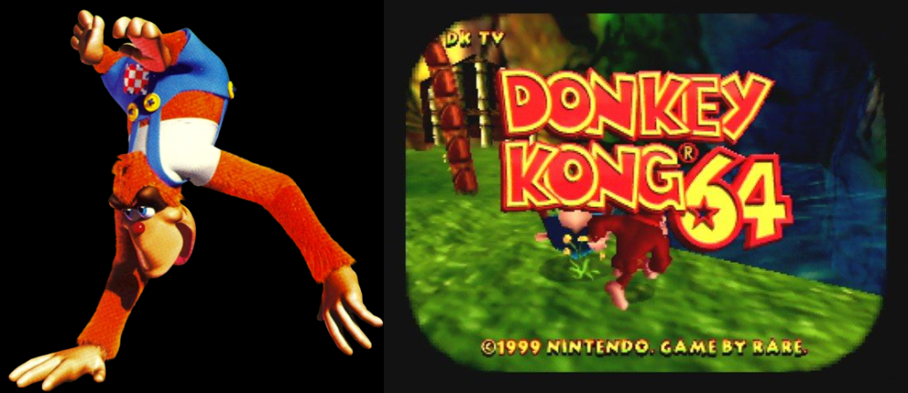 Lanky Kong from Donkey Kong 64